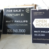 For Sale Sign Matt Phillips Low Commission Realtor